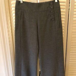 Gray CAbi slacks